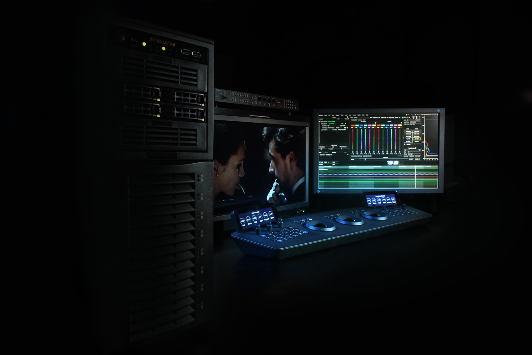 Showcase-baselight